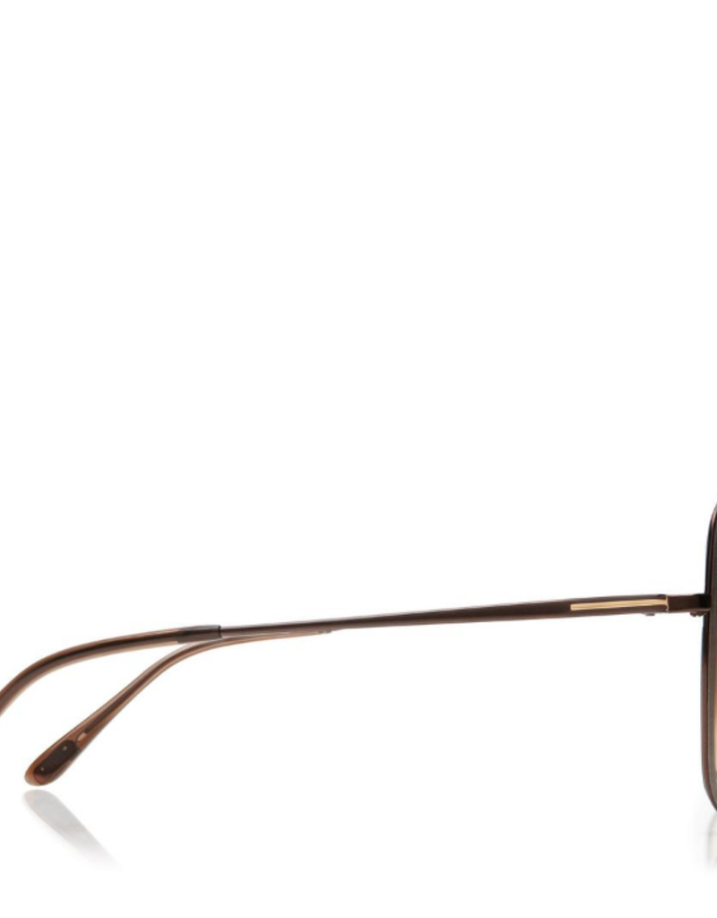 TOM FORD Colette Butterfly - Dark Brown