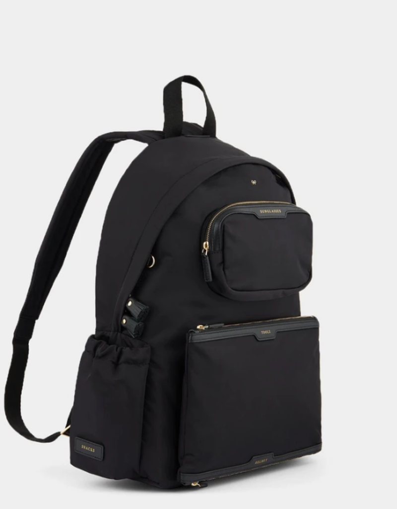 ANYA HINDMARCH Cycling Nylon Backpack