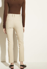 VINCE High Waist Slim Pant - Clay
