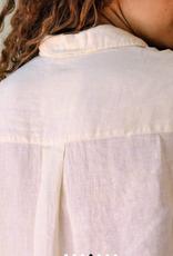 FRANK & EILEEN Rory Linen Shirt Dress