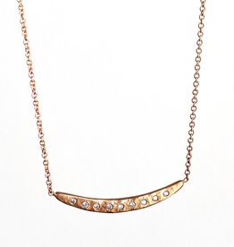 9 Diamond Necklace