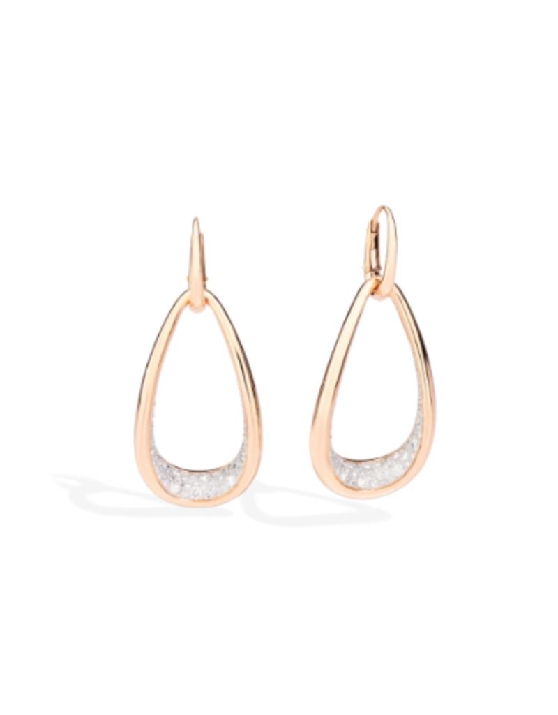 POMELLATO Fantina Diamond Earrings