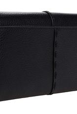 TORY BURCH McGraw Envelope Wallet - Black