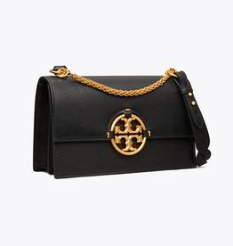 TORY BURCH Miller Shoulder Bag - Black