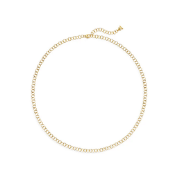 TEMPLE ST CLAIR 18K Fine Round Chain - 18""