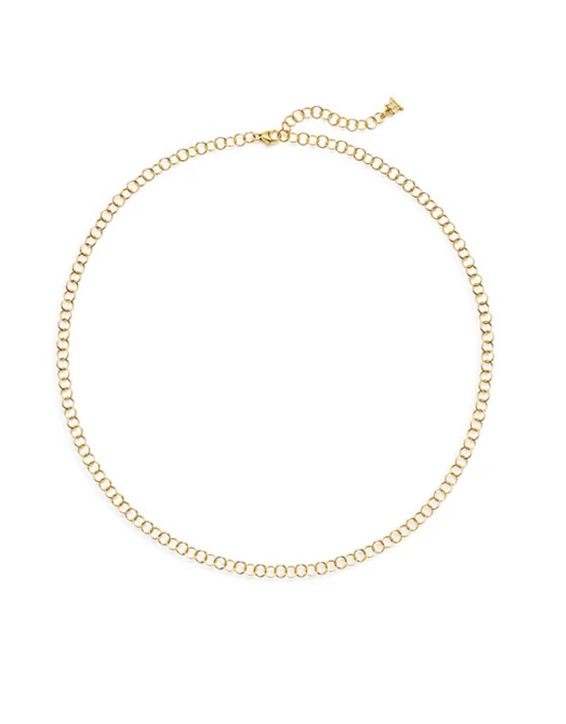 TEMPLE ST CLAIR 18K Fine Round Chain