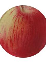 """JOHN DERIAN Apple 4"""" Round Plate"""