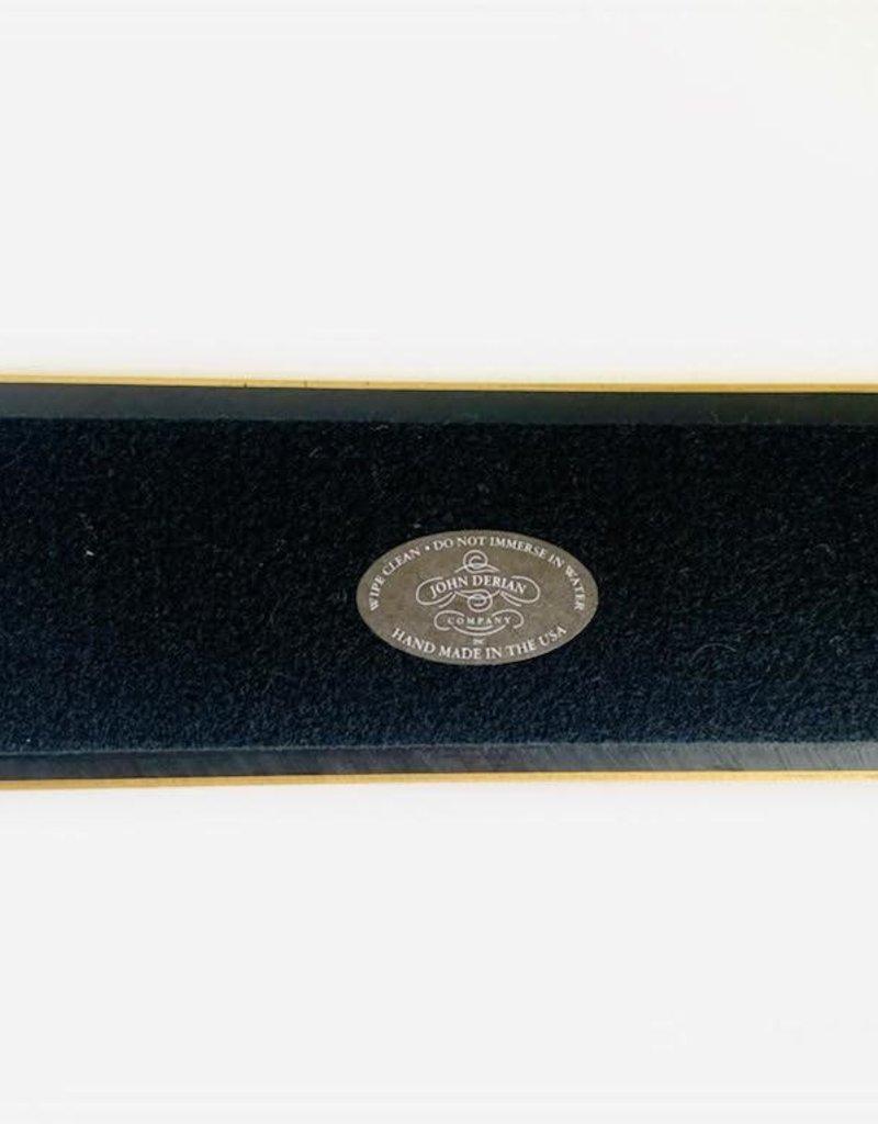 """JOHN DERIAN Serenity 3.5 x 12"""" Rectangle Tray"""