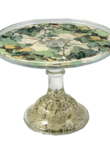 JOHN DERIAN Ivy Small Staking Cake Pedestal