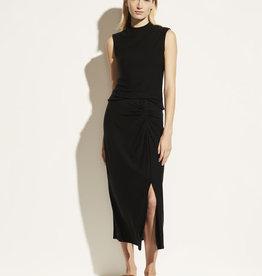 VINCE Twist Draped Skirt -