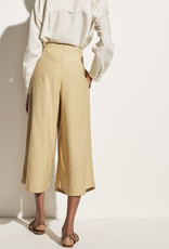 VINCE Belted Palazzo Culotte