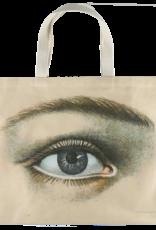 JOHN DERIAN Eye Book Bag Canvas