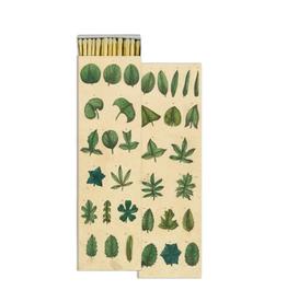 JOHN DERIAN John Derian Co. Matches - Simple Leaves