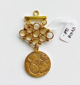 SENNOD Diamond OM Medallion Vignette