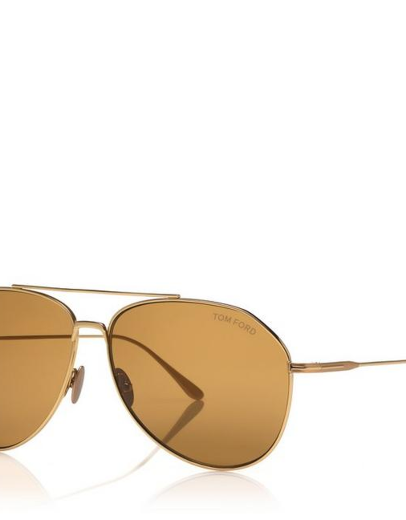 TOM FORD Cyrus - Gold/Amber