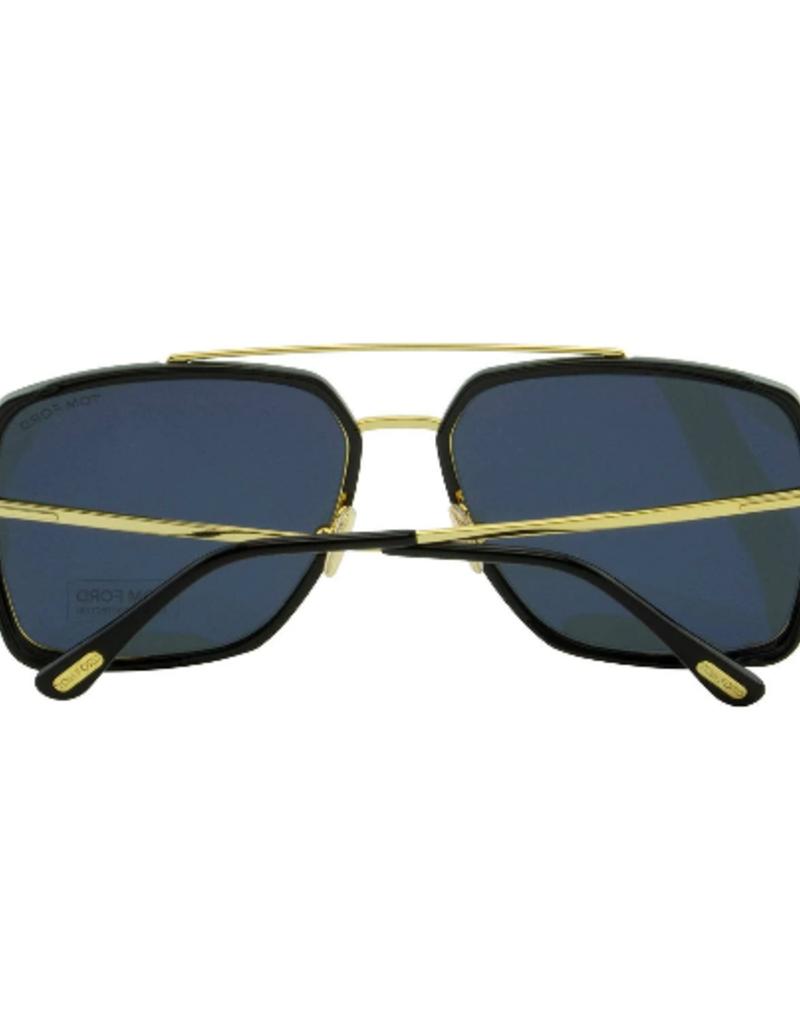 TOM FORD Lionel Sunglasses - Black