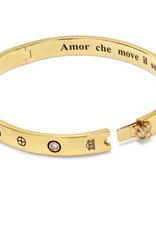TEMPLE ST CLAIR 18K Diamond Moonstone Astrid Bracelet