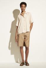 VINCE Utility Pocket Short Sleeve Shirt