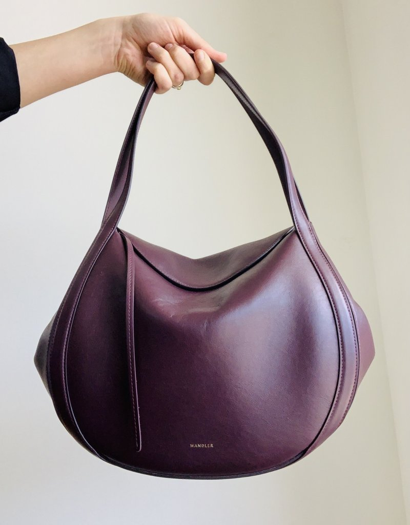 WANDLER Lin Bag - Grape