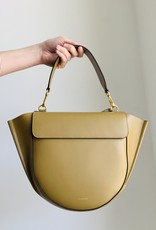 WANDLER Hortensia Medium Bag - Clay