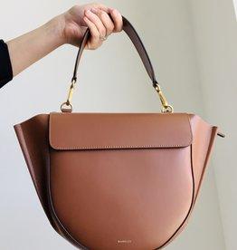 WANDLER Hortensia Medium Bag - Tan
