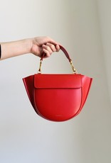 WANDLER Hortensia Mini Bag - Lipstick