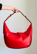 WANDLER Lois Bag - Lipstick