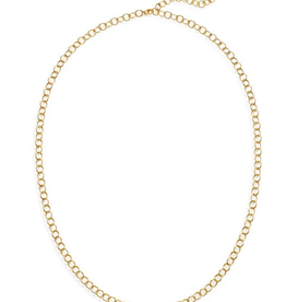 """TEMPLE ST CLAIR 18"""" Classic Oval Chain"""