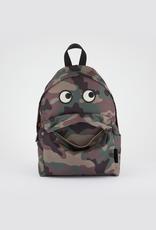 ANYA HINDMARCH Recycled Nylon Backpack Eyes - Camo Green