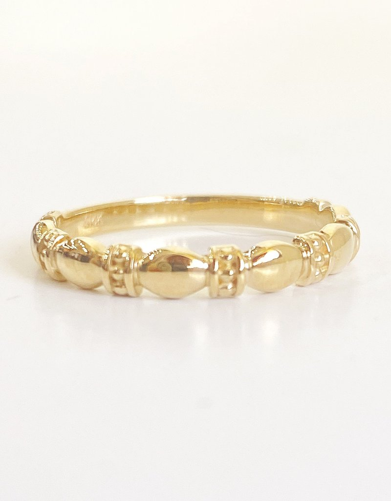 302 COLLECTION Isadora Stack Ring