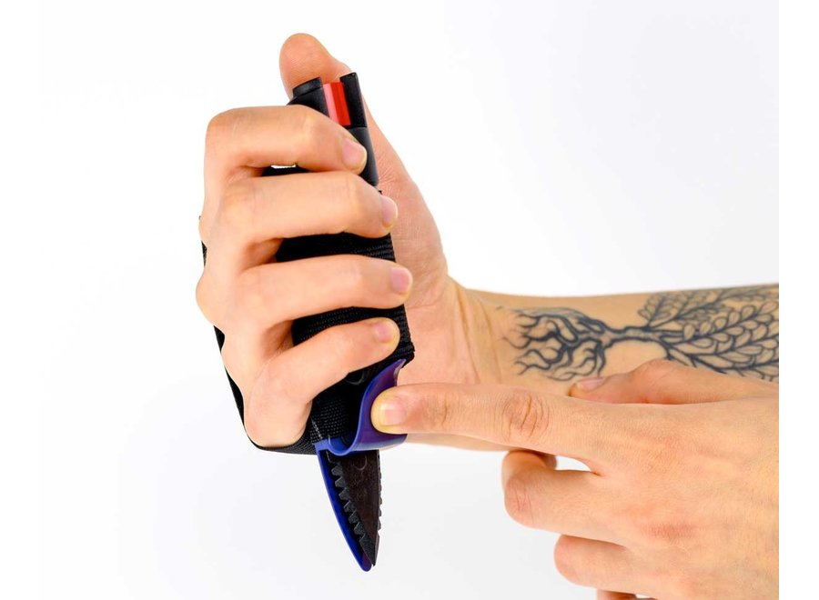 Go Guarded Handheld Knife/Pepper Spray