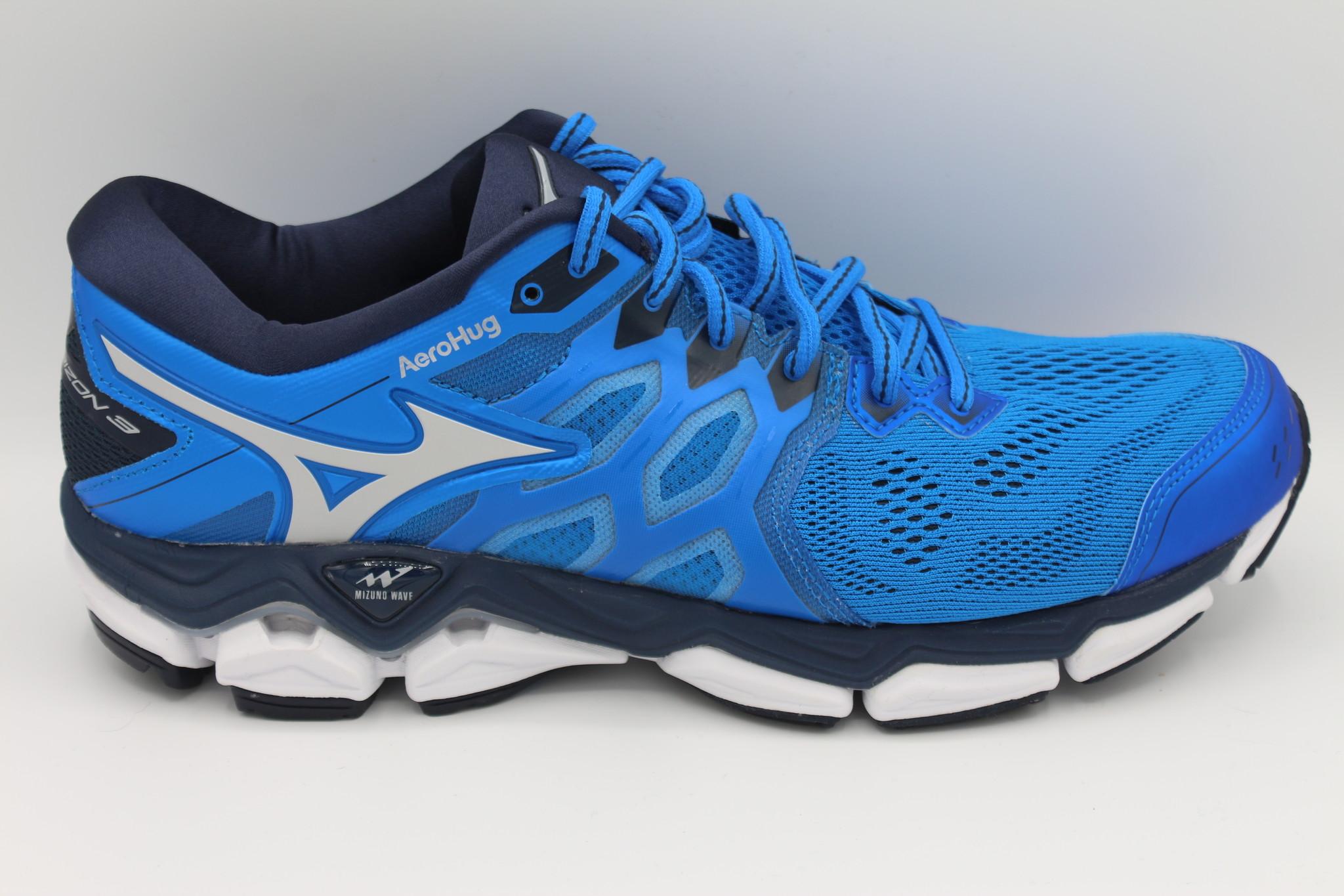 mizuno mens running shoes size 9 youtube black