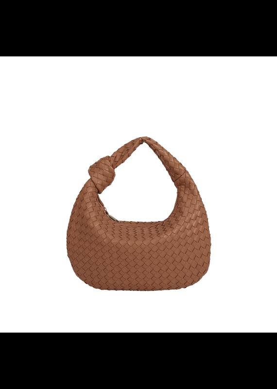 Melie Bianco Drew Small Vegan Shoulder Bag