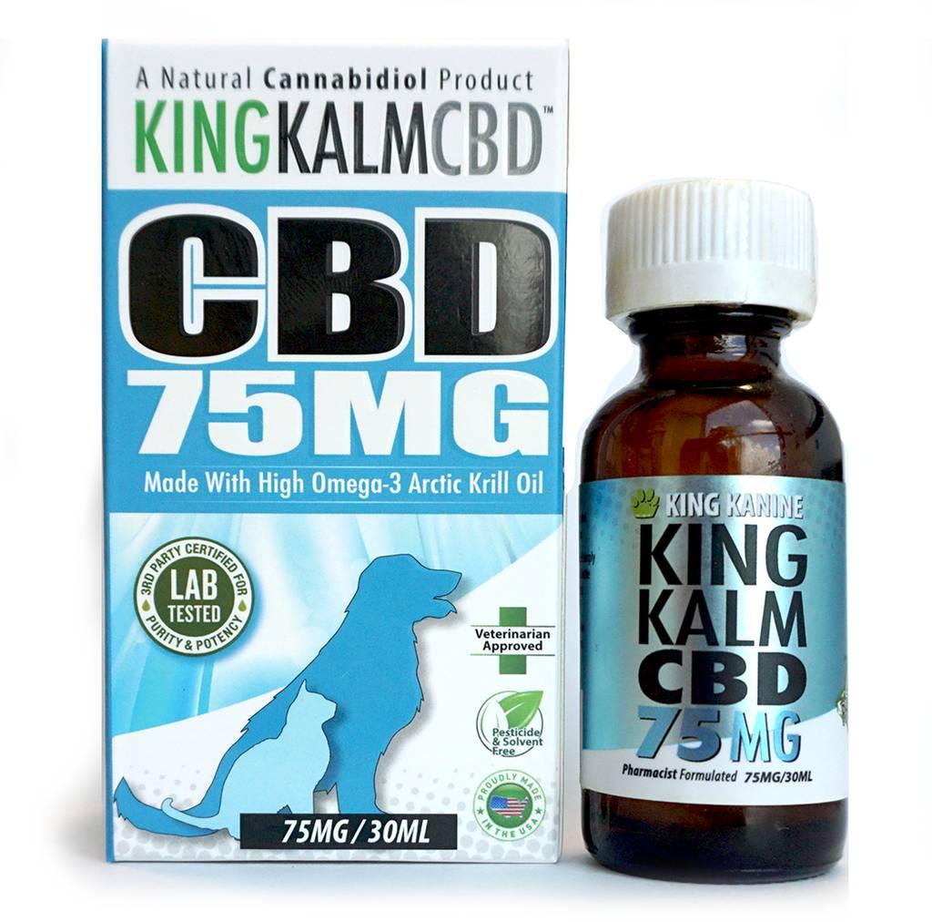 King Kalm CBD 75MG
