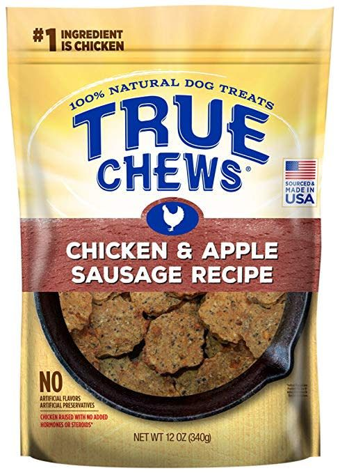 Chicken/Apple Sausage 12oz.