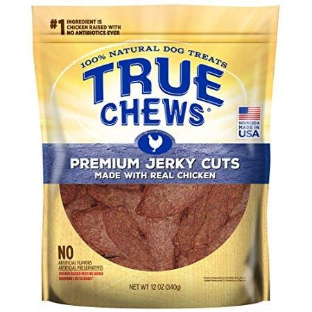Chicken Jerky 22oz.
