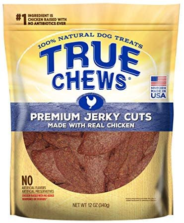 Chicken Jerky 4oz.