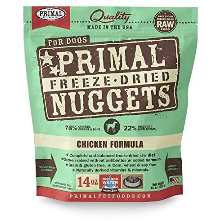 Freeze Dried Chicken 5.5oz.