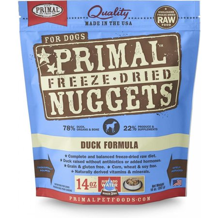 Freeze Dried Duck 5.5oz.