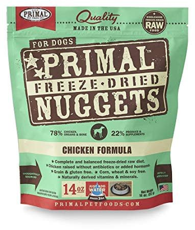 Freeze Dried Chicken 14oz.