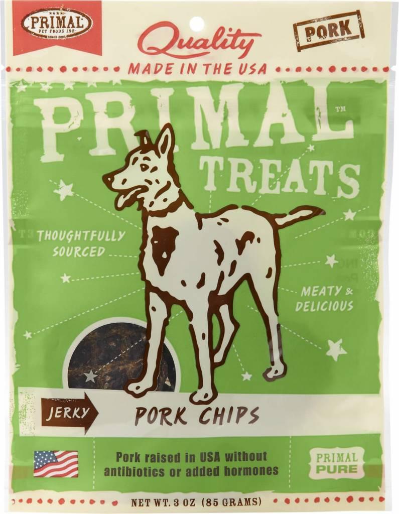 Pork Chips 3oz.