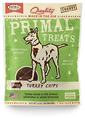 Turkey Chips 3oz.
