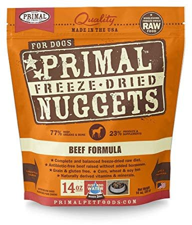 Freeze Dried Beef 5.5oz.