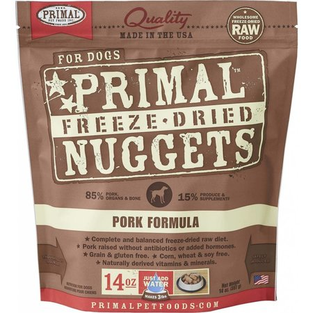 Freeze Dried Pork 5.5oz.