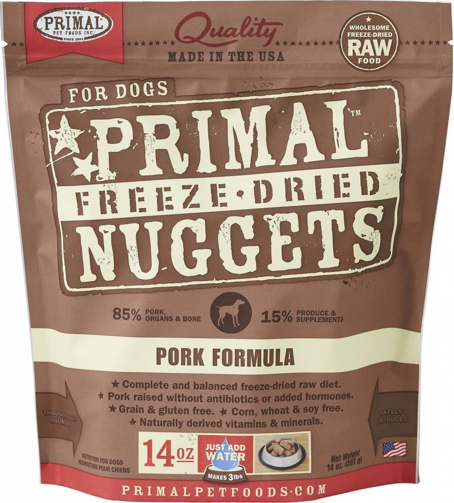 Freeze Dried Pork 5.5oz.