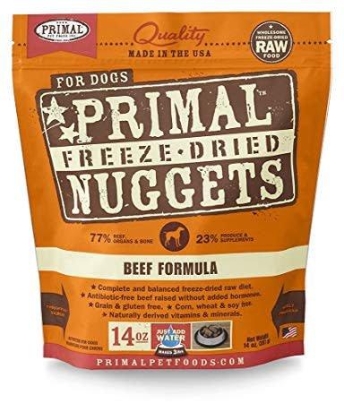 Freeze Dried Beef 14oz.