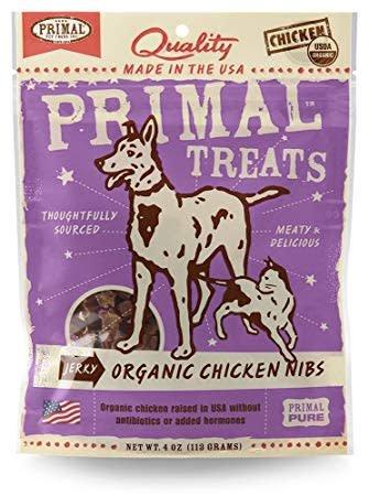 Organic Chicken Nibs 4oz.