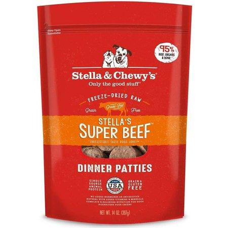 Freeze Dried Beef Dinner Patties 6oz.