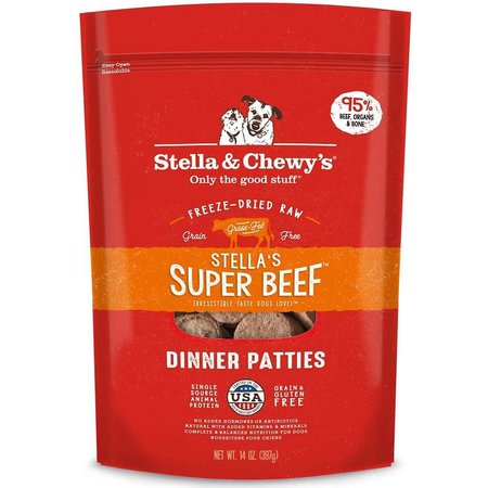 Freeze Dried Beef Dinner Patties 14oz.