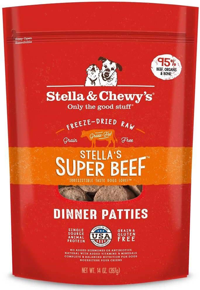 Freeze Dried Beef Dinner Patties 25oz.